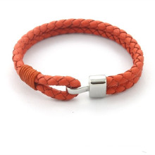 Alibaba jewelry China import direct promotional gifts for teenagers of leather bracelet
