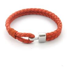 Alibaba jóias China importação directa brindes promocionais para adolescentes de pulseira de couro