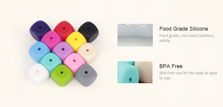Food Grade Loose Silicone Beads