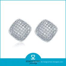 Charmante neue Designer-Diamant-Ohrringe