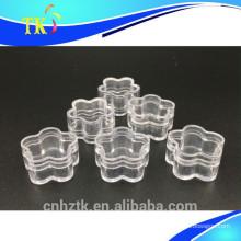 4g plastic jar for cosmetic cream jars