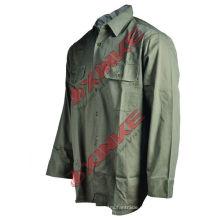 Xinxiang Xinke 100% algodón uniforme camisa Xinxiang Xinke 100% algodón uniforme camisa