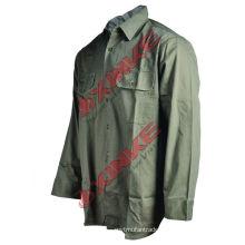 Xinxiang Xinke 100% cotton uniform shirt Xinxiang Xinke 100% cotton uniform shirt