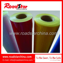 Commercial grade acrylic reflective sheet for advertising