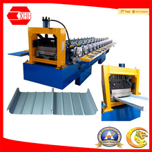 Máquina perfiladora en frío de paneles de costura permanente Yx65-300-400-500