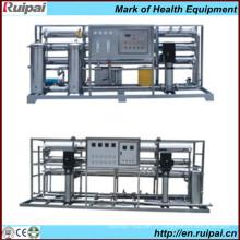Machines anti-osomose pour l'industrie du traitement de l'eau