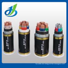 Spannungen bis zu 35kV PVC / XLPE Stromkabel