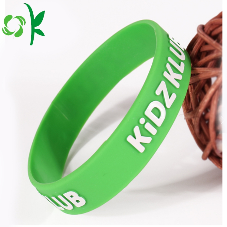 Silicone Bracelets No Minimum