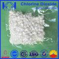 Comprimé de dioxyde de chlore pour traitement de l'eau de remorquage industriel