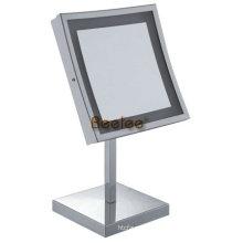 Espejo cosmético de mesa LED con 3 aumentos (M-9808)