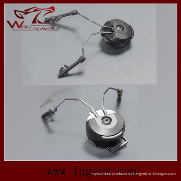 Comtac I / II arco adaptador casco suspensión C1, C2 auricular soporte de ferrocarril