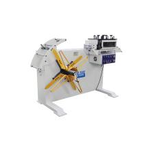 Machine de redresseur de Decoiler de précision de Combo