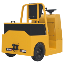 Three-Wheel Stand-Up Electric Tow Tractor