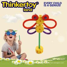 Высокое качество пользовательских классических рекламных бабочка Мод игрушка
