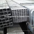 square steel pipe good quality zinc coat seamless square tube galvanized factory price