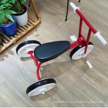 Triciclo barato por atacado das crianças do triciclo do bebê, bicicleta do equilíbrio para crianças