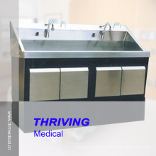 Hospital Stainless Steel Washing Sink (THR-SS078)