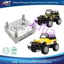 OEM children plastic toy tricycle mould tooling