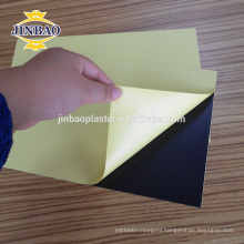 JINBAO Plastic foam board replace wood sheets black photobook