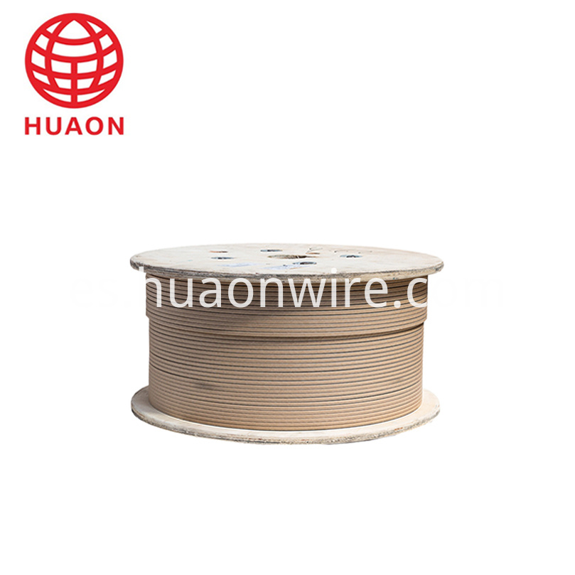 Paper Coated Copper Wire