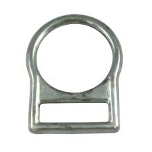 404 Защитное оборудование промышленные кованые 2 дюйма D-кольцо