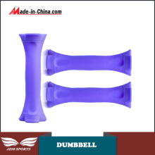 Purple Bone Shape Dipping Dumbbell