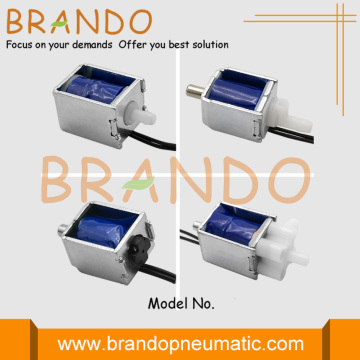 Miniature Solenoid Valves For Medical Devices