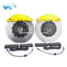 Accessoires de voiture Auto pièce de frein en aluminium forgé poids léger personnaliser étrier WT8520 pour porsche 993 / mercedes w202 / chrysler