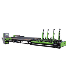 Tempered glass cutting machine price