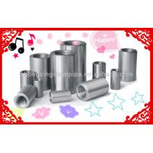 45# Steel Rebar Coupler Steel Bars Connectors