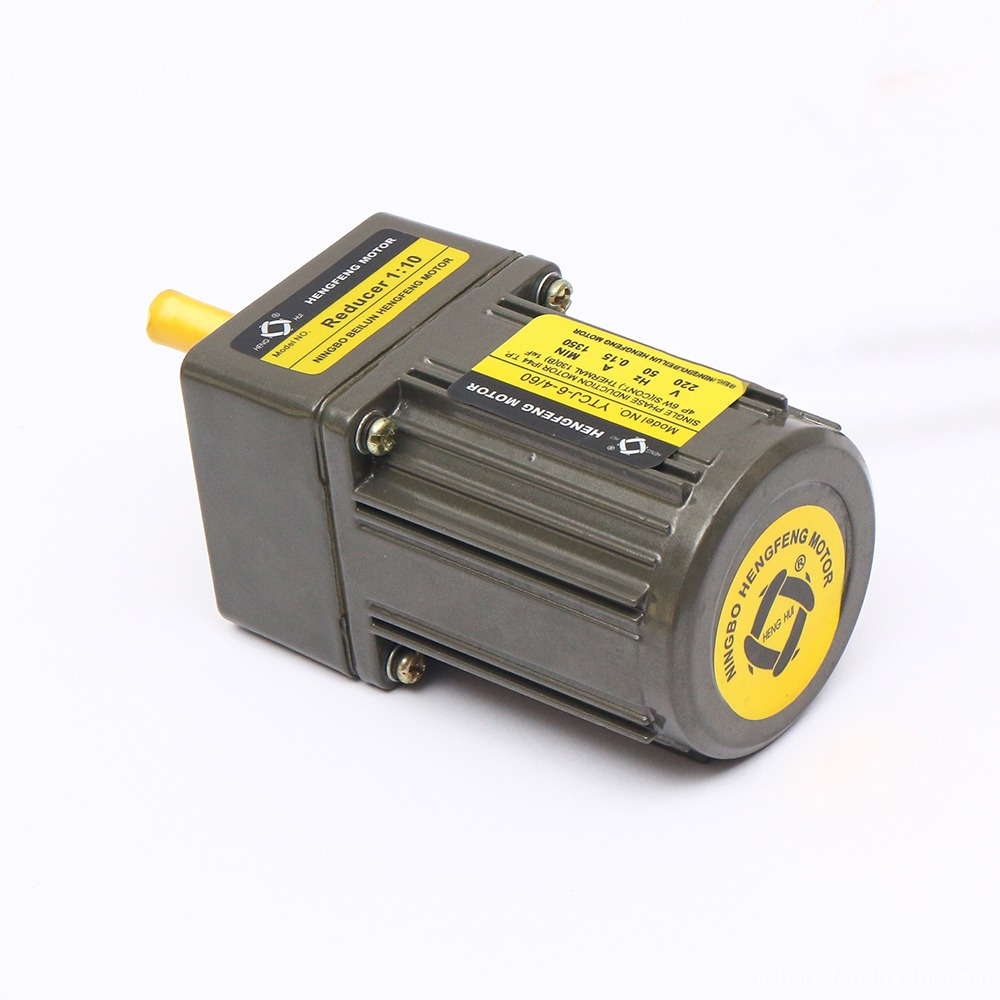 HF-MOTOR YYTCJ-6-4 / 60 LOW RPM AC Gear Motor