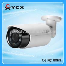 YCX cámara AHD 2MP varifocal lente de seguridad cámara de vigilancia al aire libre cámara