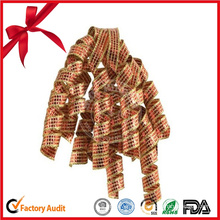 Plastic Ribbon Bow / PP Curly Ribbon Bow for Gift Wrapping