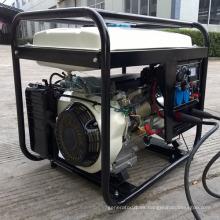 Pequeño generador de soldadura Gaosoline con motor de gasolina