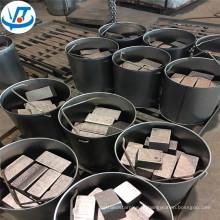 DT4 lingote de ferro puro minério de ferro fundido preço de fábrica