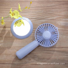 Nieuwe USB Electric Mini Mirror Table handige ventilator