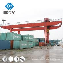 50 Tonnen RMG-Kran- / Schienen-angebrachter Behälter-Portalkran-Preis