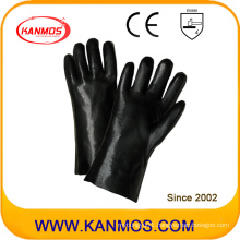 Cheap Industrial Hand Safety PVC Coated Work Gloves (51208)