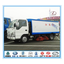 China Euro4 Dongfeng 4X2 Sweeping Truck 95HP for Road Street