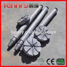 1m Long Graphite Shaft Graphite Rotor Aluminum Die Casting