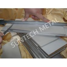 Аэрокосмическая, медицинских и промышленных Gr1 Титан лист