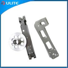 extruder machine parts cnc machining, brass gear nozzle spare parts