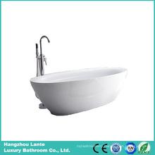 Ellipse Acrylic Freestanding Bathtub (LT-5D)