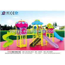 JS07402 Открытый пластиковая игровая площадка фитнес-игрушка для детей