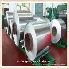 Bobina de aluminio para la tapa de la prueba de Pilfer