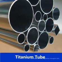 ASTM B111 Intercambiador de calor Tubo de titanio soldado
