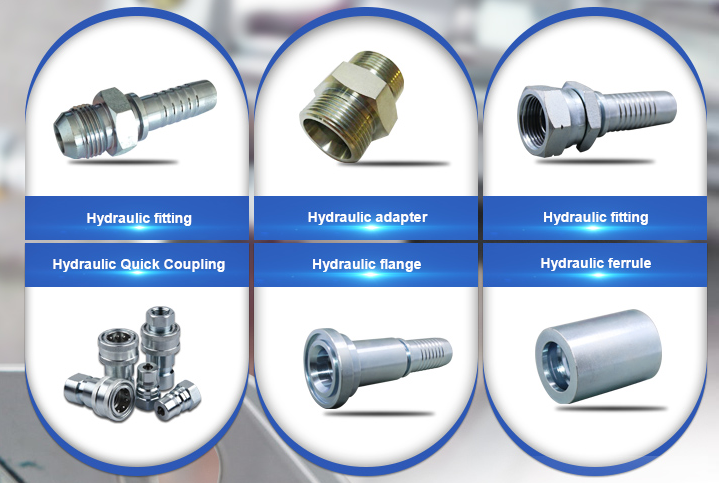 Hydraulic Fitting Kind