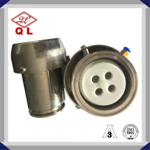 Sanitary Stainless Steel Air Explosion Proof Check Valve
