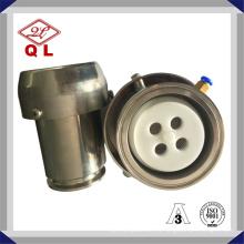 Обратный клапан с защитой от взрыва из нержавеющей стали
