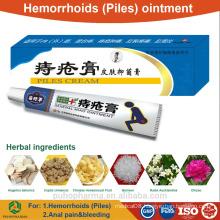 Herbal ointment for piles (hemorrhoids) OEM piles cream